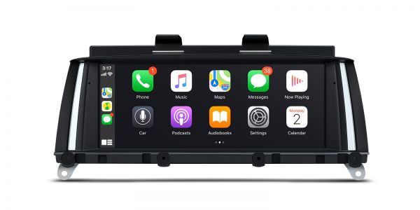 BMW | X3 | Android 10 | Qualcomm | Octa Core | 4GB RAM & 64GB ROM | QB80X3CIS