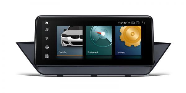 BMW |  X1 | Android 10  | Qualcomm Quad Core | 2GB RAM & 32GB ROM | Fully Laminated Screen | QCB10X1CI