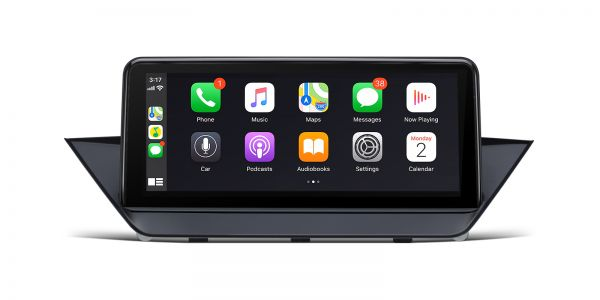BMW | X1 | Android 10 | Qualcomm Quad Core | 2GB RAM & 32GB ROM | Built-in CarPlay & Android Auto | QCB10X1UNS