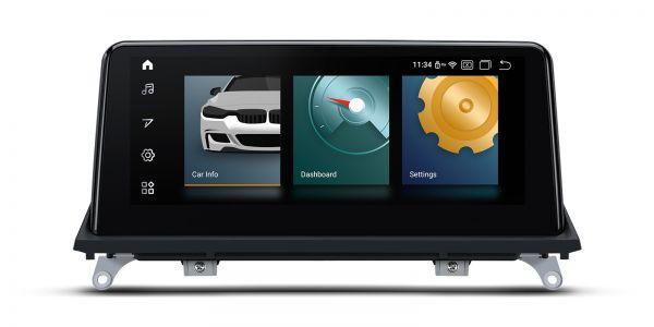 BMW | Android 10 | Qualcomm Quad Core | 2GB RAM & 32GB ROM | QCB10X5CCS