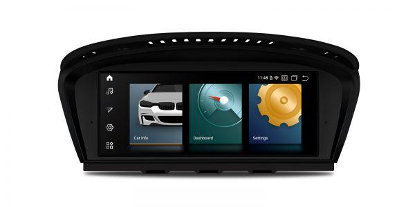 BMW | Android 10 | Qualcomm Quad Core | 2GB RAM & 32GB ROM | Built-in CarPlay/Android Auto | QCB8060CCS