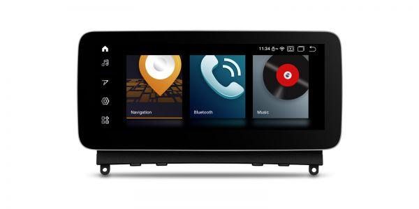 Mercedes-Benz | C-Class | Android 10 | Qualcomm | Quad Core | 2GB RAM & 32GB ROM | QCM1040CS
