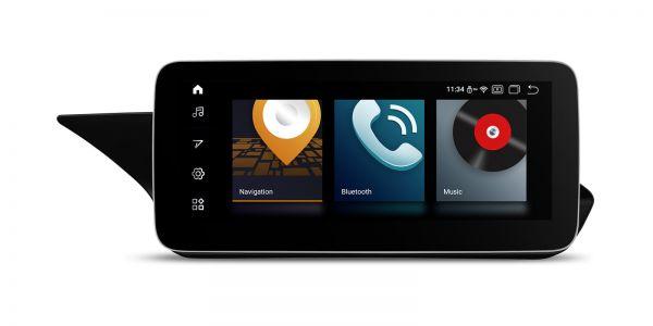 Mercedes-Benz| E-Class| Android 10 | Qualcomm | Quad Core | 2GB RAM & 32GB ROM | QCM1040E_LS