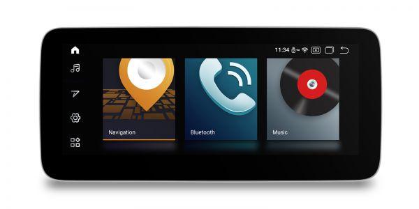 Mercedes-Benz| Various| Android 10 | Qualcomm | Quad Core | 2GB RAM & 32GB ROM | QCM1045AS