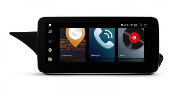Mercedes-Benz| E-Class| Android 10 | Qualcomm | Quad Core | 2GB RAM & 32GB ROM | QCM1045E_LS