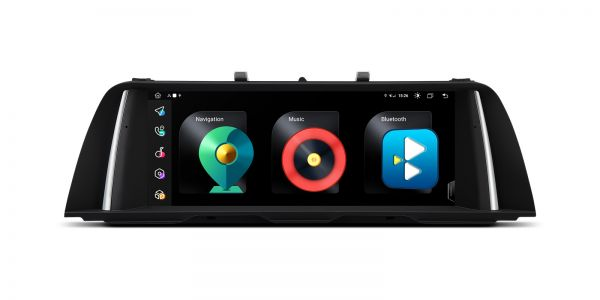 BMW | F10 / F11 | Android 10 | Octa Core | 4GB RAM & 128GB ROM | Integrated 4G Solution | QFB10FVCI