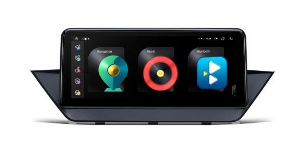BMW | X1 E84| Android 10 | Octa Core | 4GB RAM & 128GB ROM | Integrated 4G Solution | QFB10X1UN