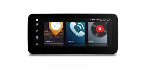 Mercedes-Benz| Various| Android 10 | Qualcomm | Octa Core | 4GB RAM & 64GB ROM | QM1045A