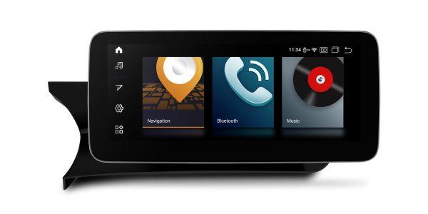 Mercedes-Benz  C-Class  Android 10   Qualcomm   Octa Core   4GB RAM & 64GB ROM   QM1045C_LS