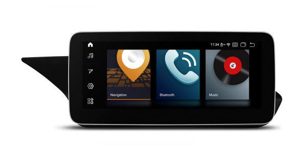 Mercedes-Benz  E-Class  Android 10   Qualcomm   Octa Core   4GB RAM & 64GB ROM   QM1045E_LS