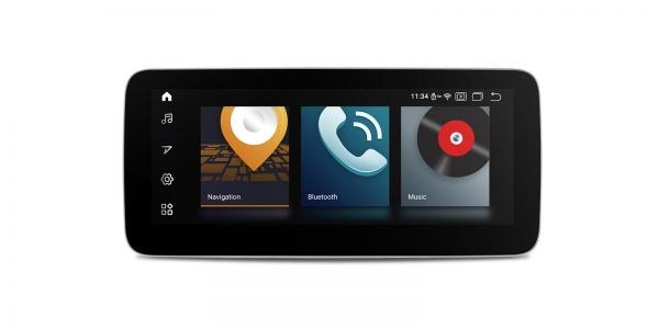 Mercedes-Benz| Various| Android 10 | Qualcomm | Octa Core | 4GB RAM & 64GB ROM | QM1050A