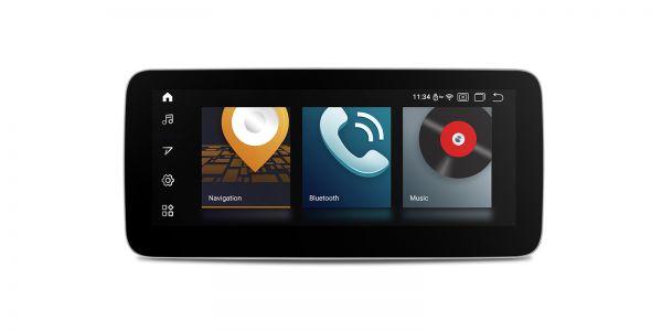 Mercedes-Benz| Various| Android 10 | Qualcomm | Octa Core | 4GB RAM & 64GB ROM | QM1050AS