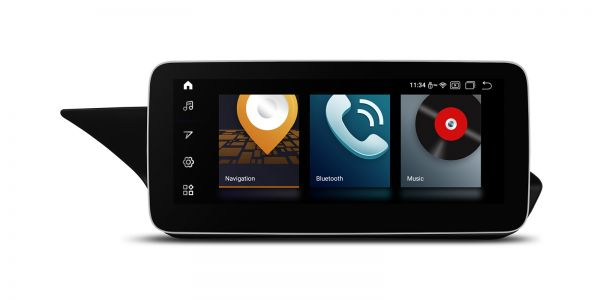 Mercedes-Benz| E-Class| Android 10 | Qualcomm | Octa Core | 4GB RAM & 64GB ROM | QM1050E_L
