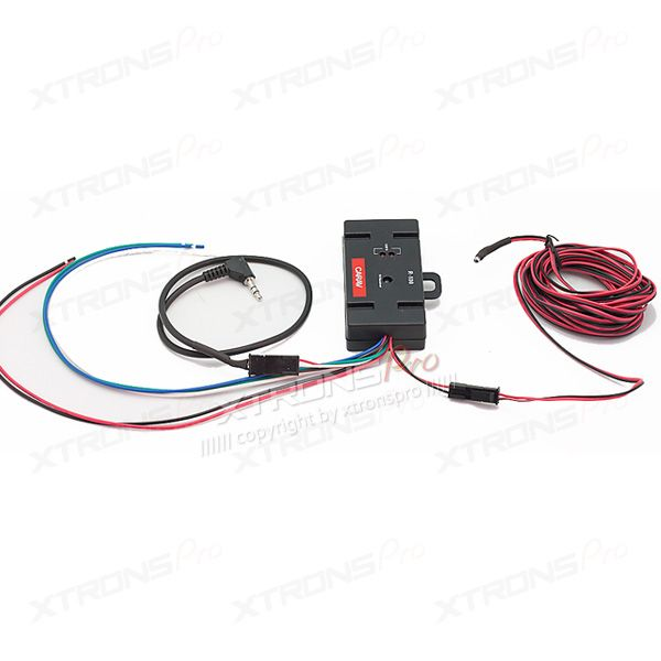 Universal Steering Wheel Control Interface
