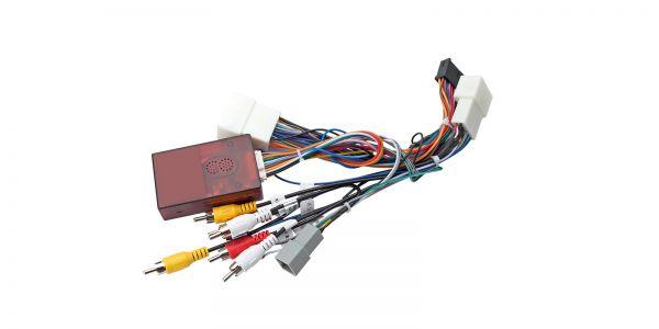 Mitsubishi | ISO Harness | AK/PR18LSML/RF02