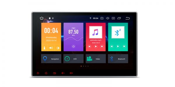 Double Din  | Android 10 | Octa Core | 2GB RAM & 32GB ROM | TBE100