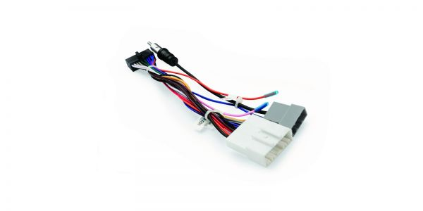 ISO harness cable for NISSAN