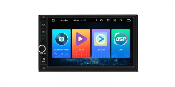 Universal | Double Din  | Android 10 | Quad Core | 2GB RAM & 32GB ROM | TSF701L