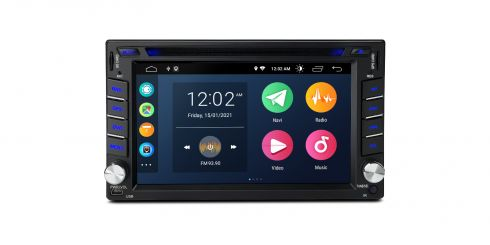 Nissan | Various | Android 10 | Quad Core | 2GB RAM & 32GB ROM | PSA60UNN