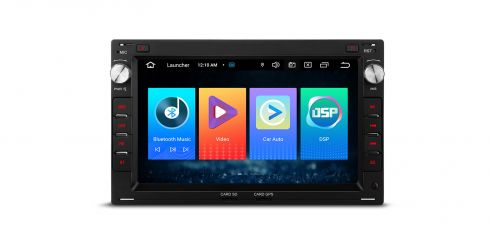 Volkswagen / Seat / Skoda | Various  | Android 10 | Quad Core | 2GB RAM & 32GB ROM | PSF70MTWL