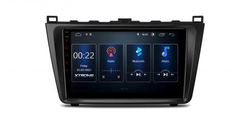MAZDA | Mazda6 | Android 10 | Quad Core | 2GB RAM & 32GB ROM | PSP90M6M