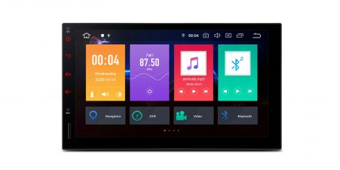 Double Din  | Android 10 | Octa Core | 2GB RAM & 32GB ROM | TBE701L