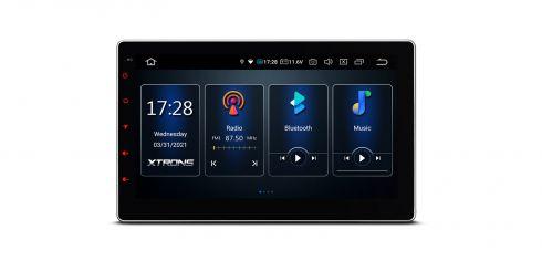 Double DIN | Android 10 | Quad Core | Cortex A35 | 2GB RAM 32GB ROM | TSN100LS