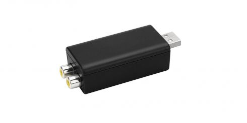 USB to RCA Output Adapter | USBRCA