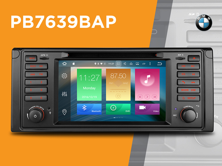 BMW Head Unit | BMW Android Car Stereo