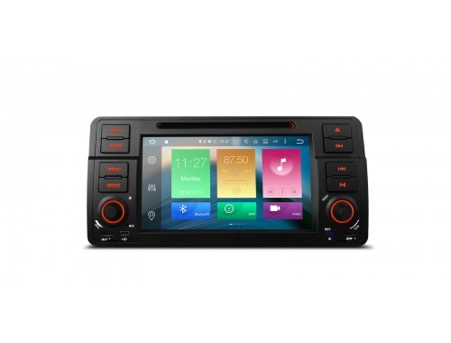 BMW 3 Series Android Car Stereo