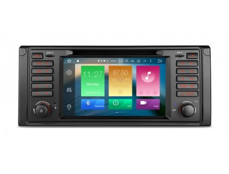 BMW 5 Series Android Car Stereo