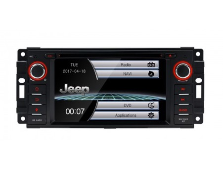 Jeep Android Car Stereo 2