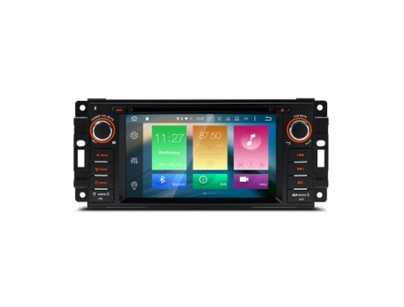 Jeep Android Car Stereo