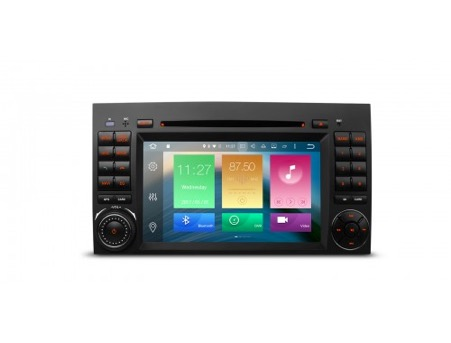 Mercedes A Class Android Car Stereo