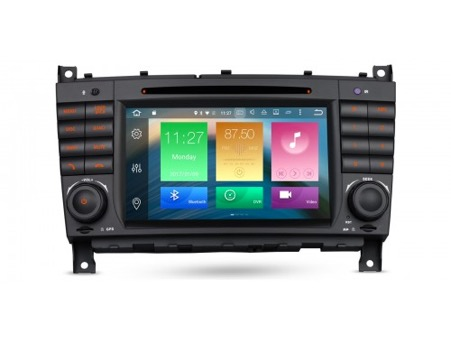 Mercedes C Class Android Car Stereo