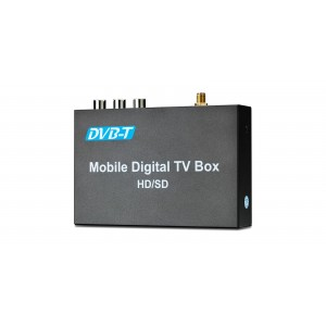 Best Car Accessories - DVB-T Freeview Receiver