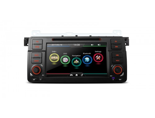 WinCE Car Stereo for BMW