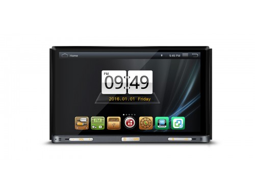 Android 4.4.4 KitKat Quad Core Car Stereo
