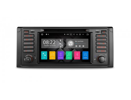 BMW X5 Android Nougat 7.1 Car Stereo