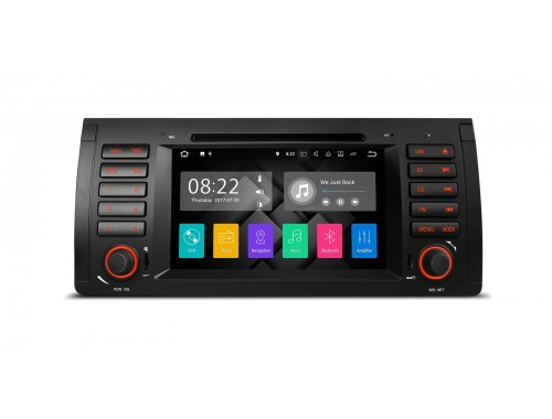 BMW Android Nougat 7.1 Car Stereo