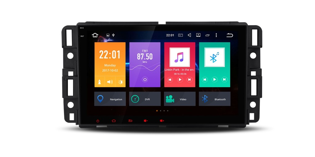 Android car stereo for Chevrolet