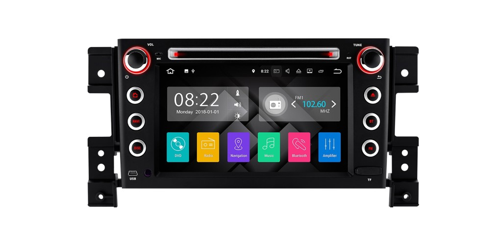 Android car stereo for Suzuki