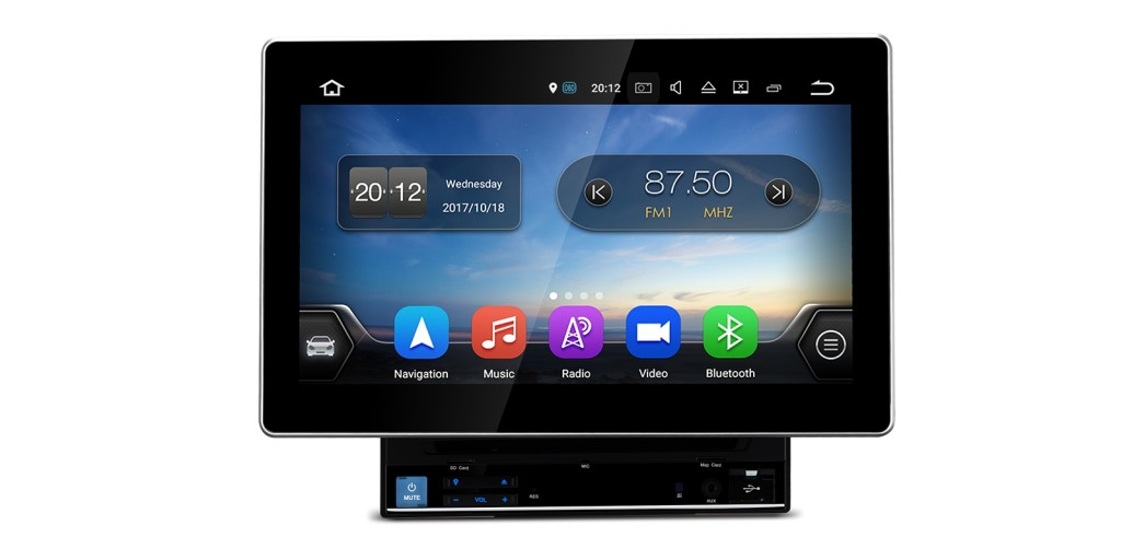 """10.1"""" Android 7.1 Double DIN Stereo"""